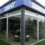 Verbouw automobielbedrijf te Zwolle